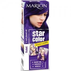 MARION STAR COLOR 165 - FIALOVÁ