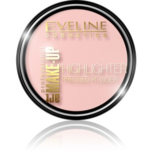 PÚDER HIGHLIGHTER č.54 ROSE - RUŽOVÝ
