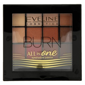 OČNÉ TIENE - ALL IN ONE 03 - BURN
