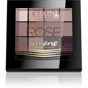 OČNĚ TIENE - ALL IN ONE 02 ROSE