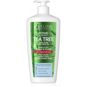 BOTANIC EXPERT TEA TREE - ANTIBAKTERIÁLNE  HYDRATAČNÉ TEKUTÉ MYDLO NA RUKY 350 ml