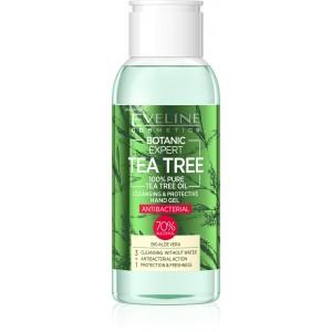 BOTANIC EXPERT TEA TREE - ANTIBAKTERIÁLNY OCHRANNÝ GÉL NA RUKY 100 ml