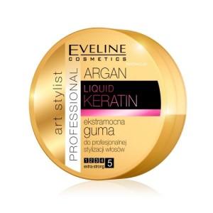 Liquid Keratin Profesional-Guma na vlasový styling