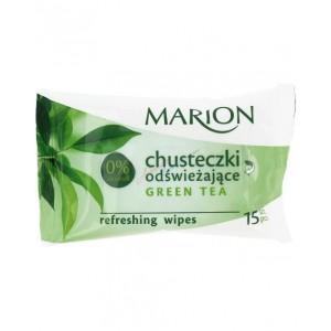 OSVIEŽUJÚCE OBRÚSKY - GREEN TEA
